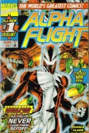Alpha Flight Comics (1997 Series)